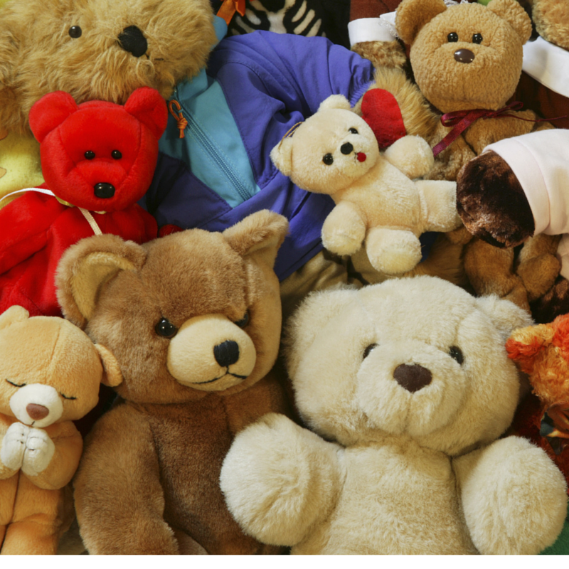 Stuffed Teddy Bears