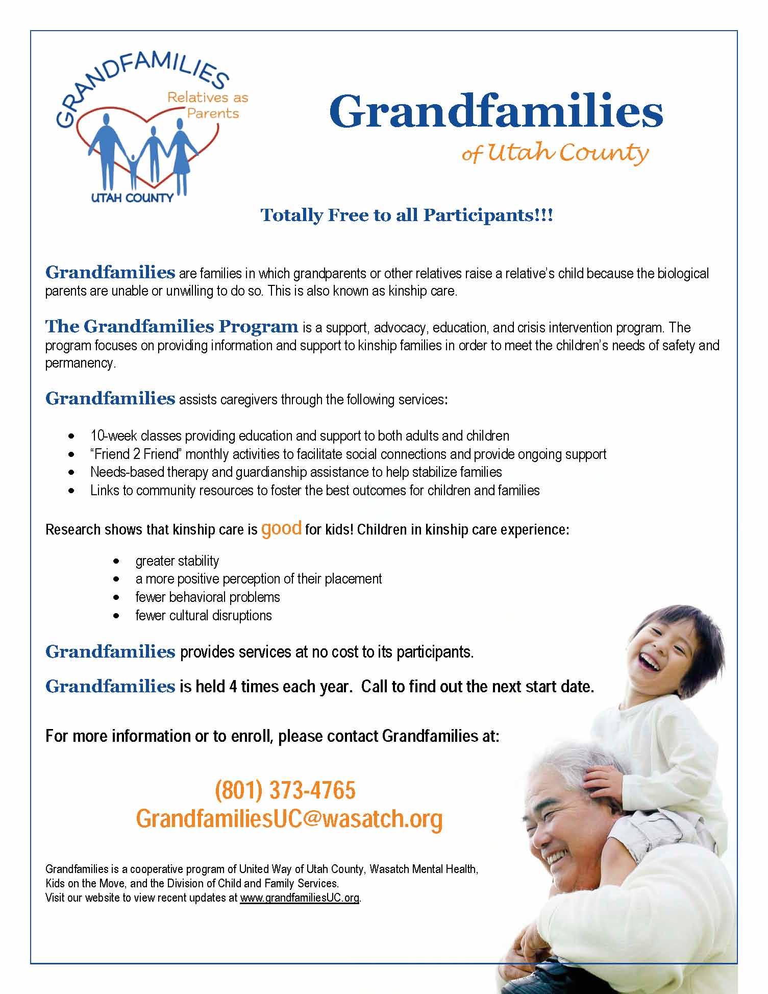 Grandfamilies flier