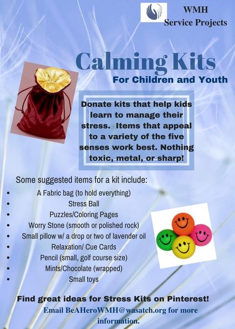 Calming Kits