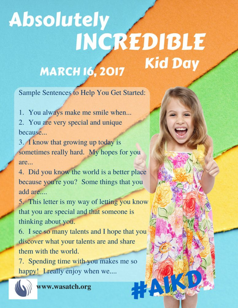 tips for letter writing absolutely incredible kid day wasatch
