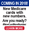 New Medicare cards coming image