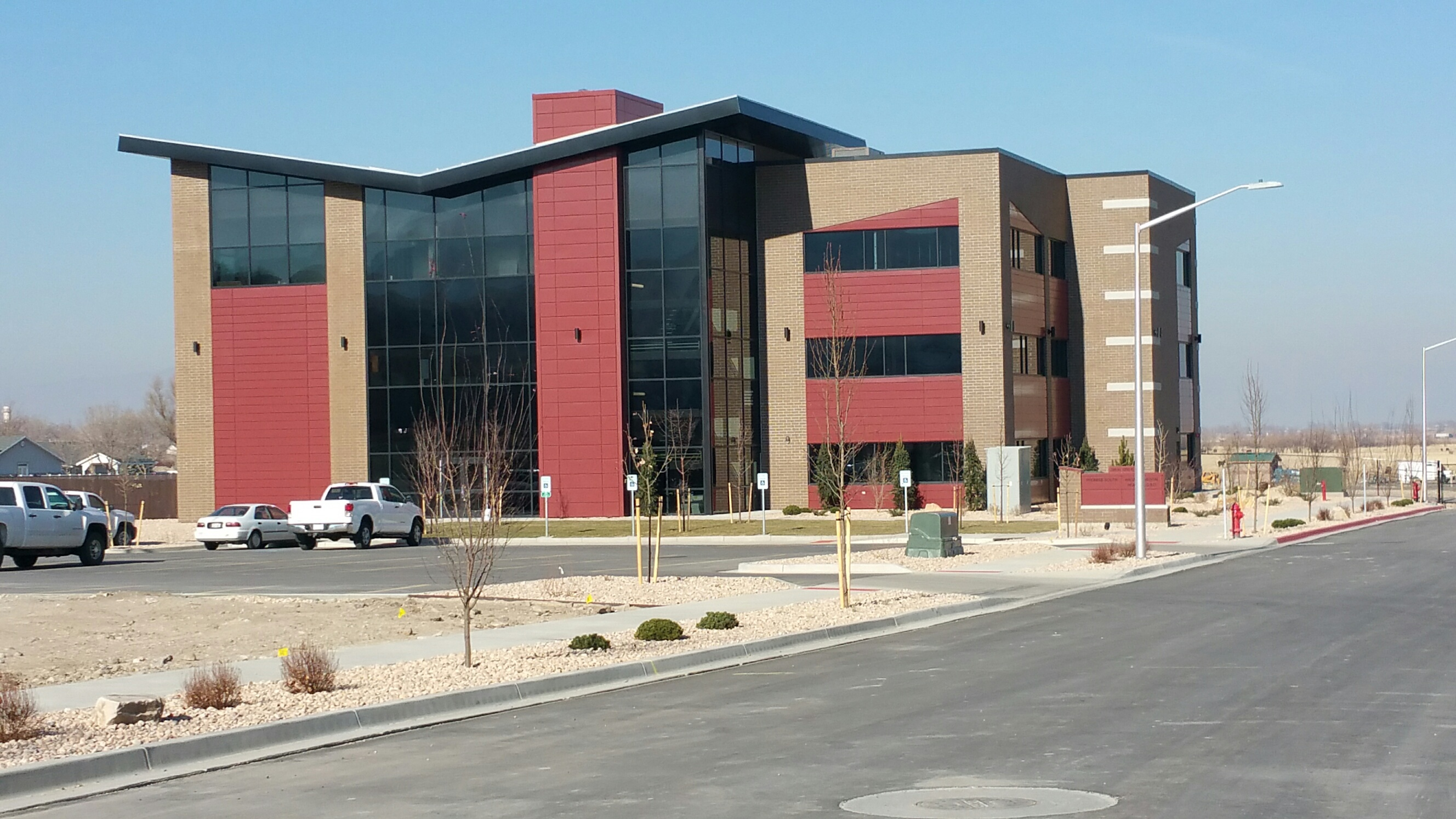 Payson Clinic Building