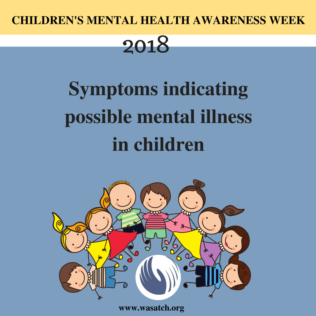 What are the symptoms of mental illness in children ...