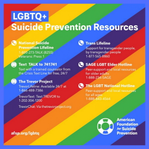 LGBTQ Resources