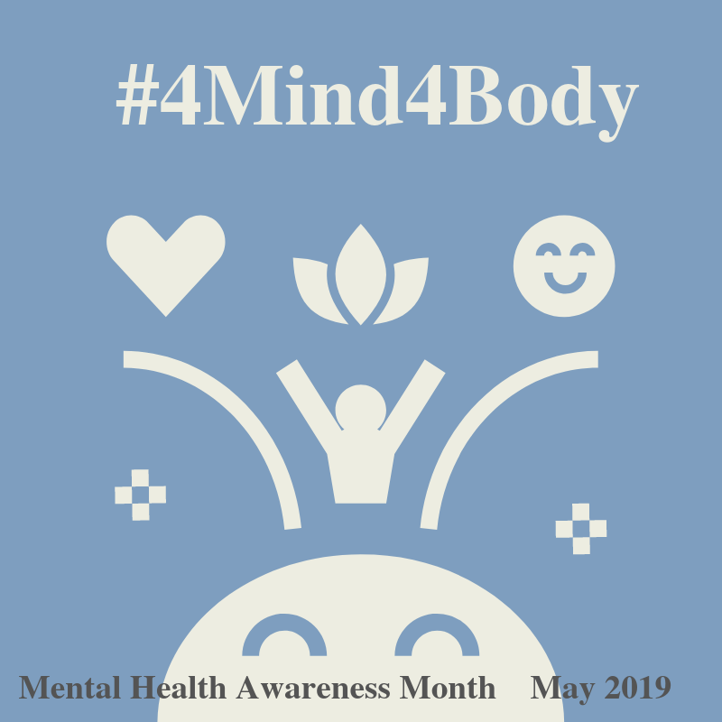 #4Mind4Body graphic