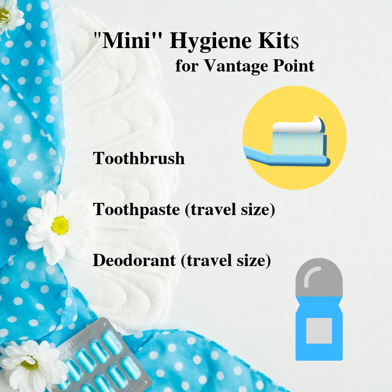 Hygiene Kit flyer for VP