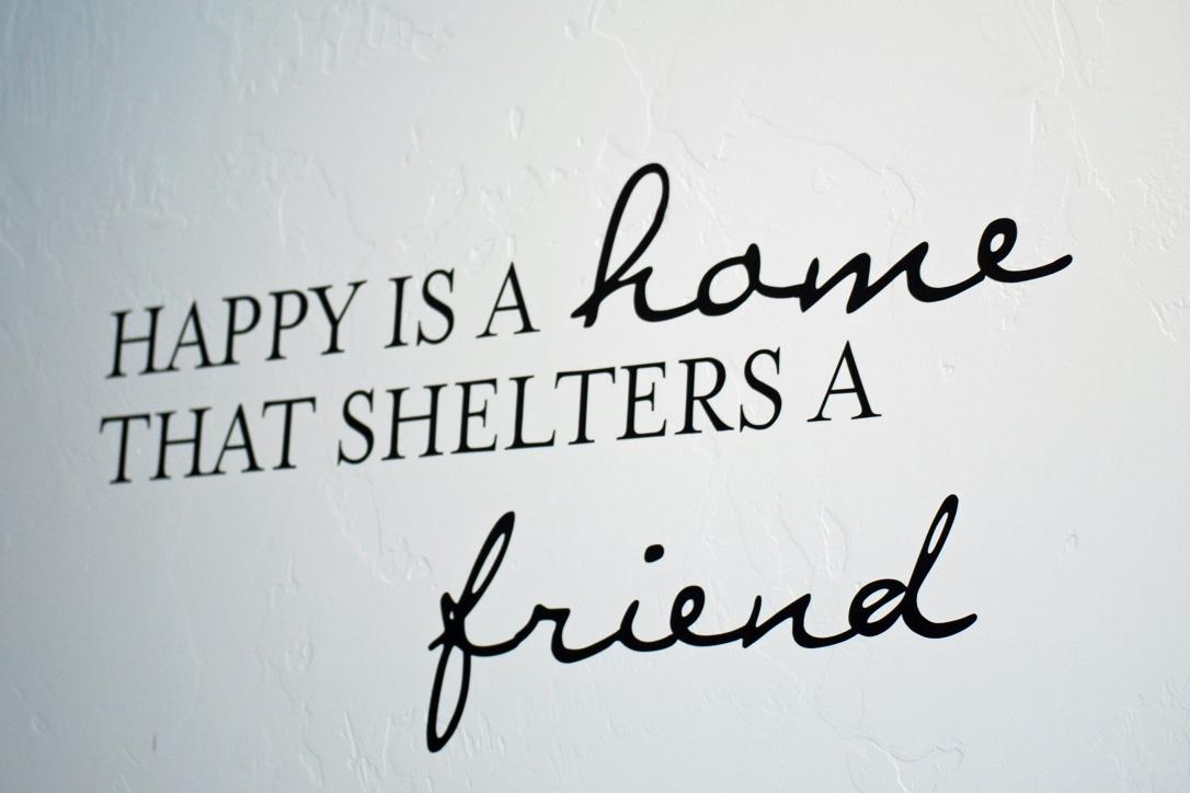 Shelter a Friend