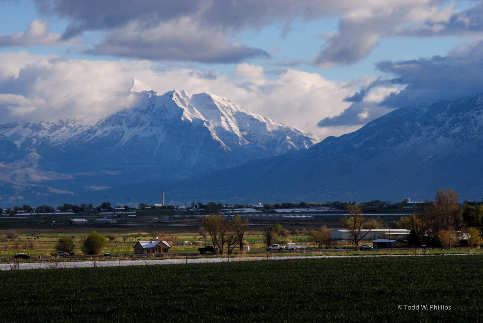 Mt. Timpanogas
