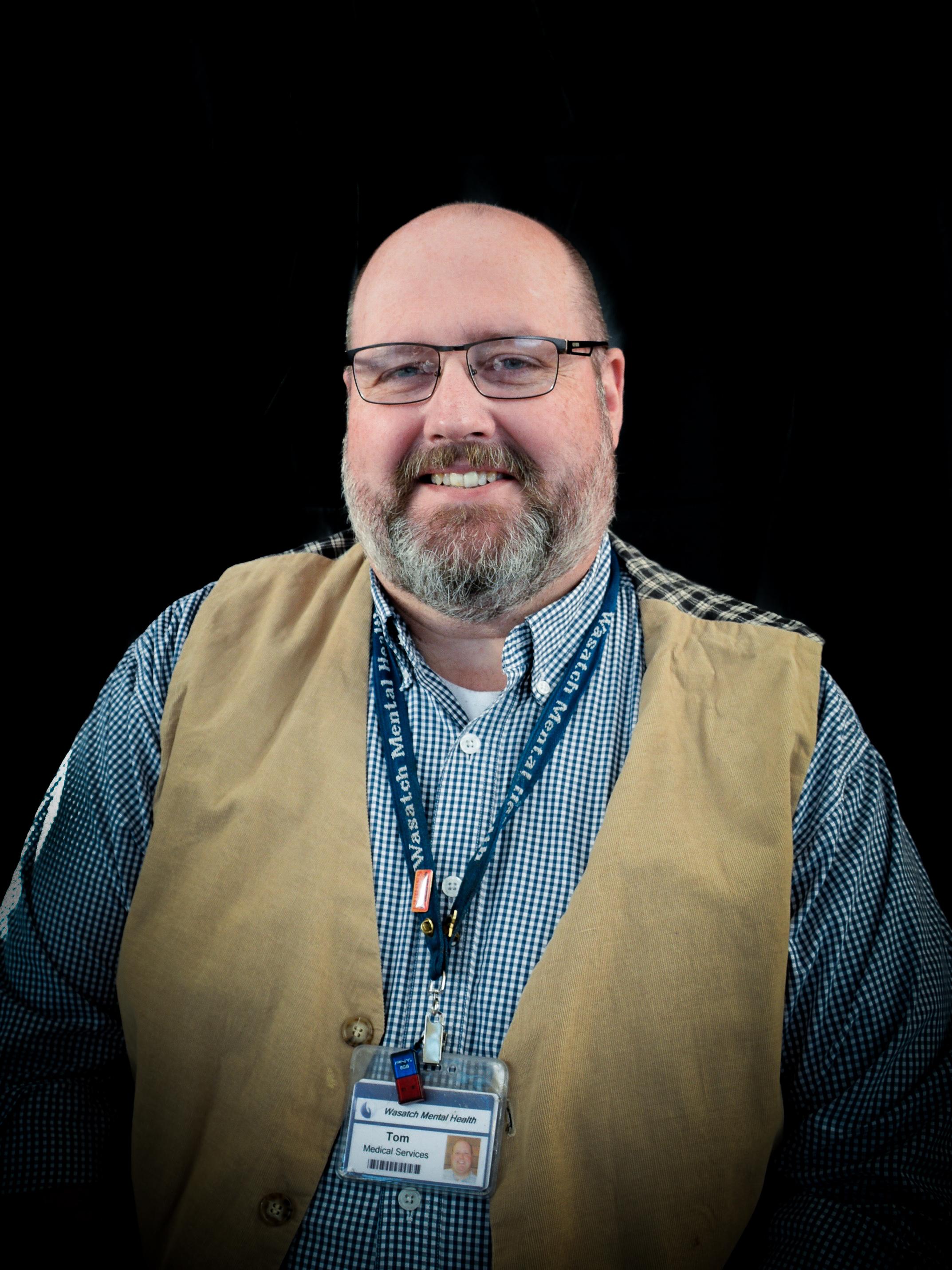 Tom Parkinson, RN, Provo
