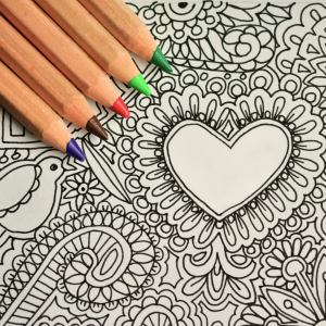 Picture of Coloring Page