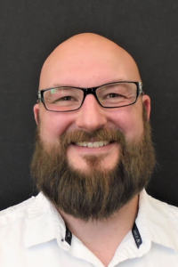 Jared Johnson, Therapist Supervisor