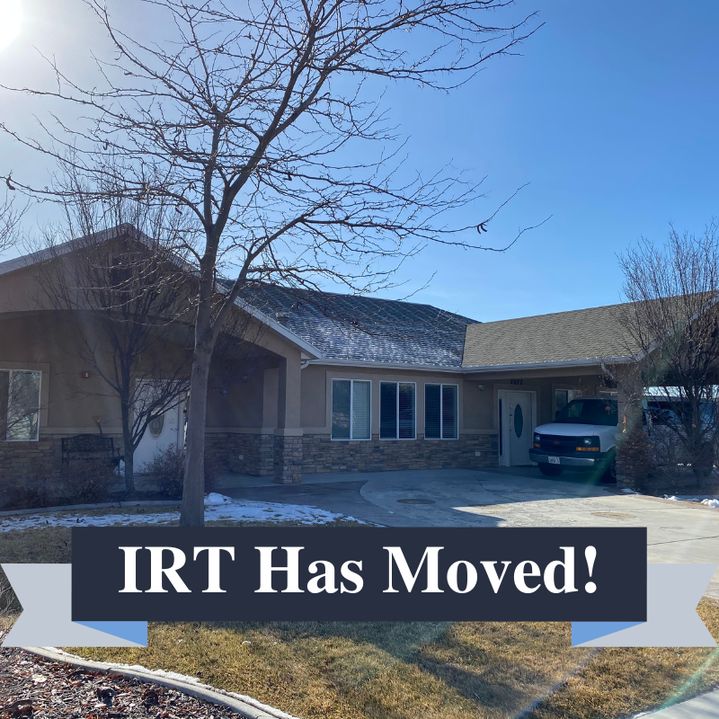 IRT has moved