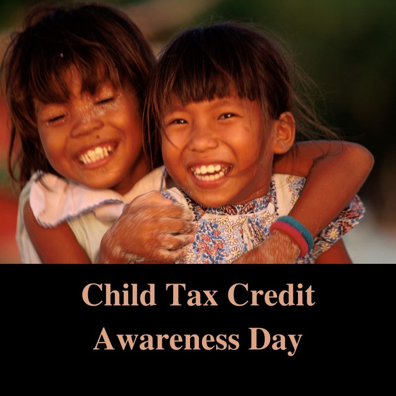 Website-Child Tax Credit Awareness Day